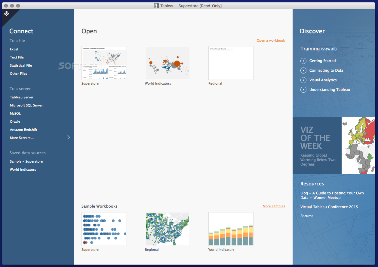 Tableau Mac 2019 2 3 - Download
