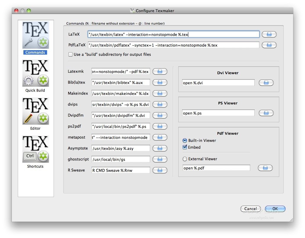 Download Texmaker Mac 5 0 2