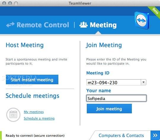 teamviewer download mac 10.11.6