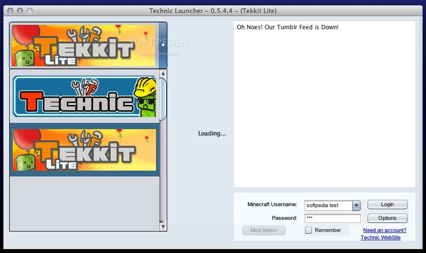 Technic Launcher Mac 0 5 4 4 - Download