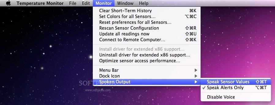 Temperature Monitor Mac 4 98 Build 130919 - Download