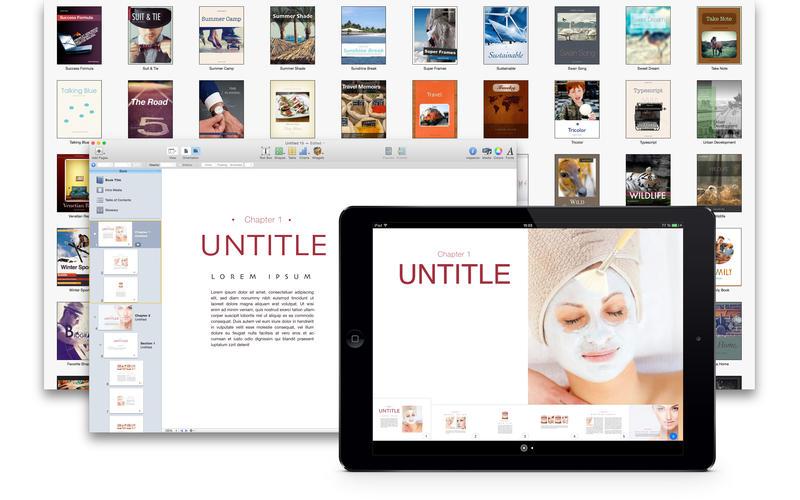 DesiGN Books Author Templates Mac 6 0 1 - Download