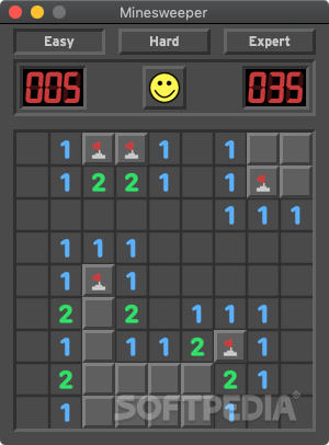 The Classic Minesweeper Mac 1 1 11 - Download