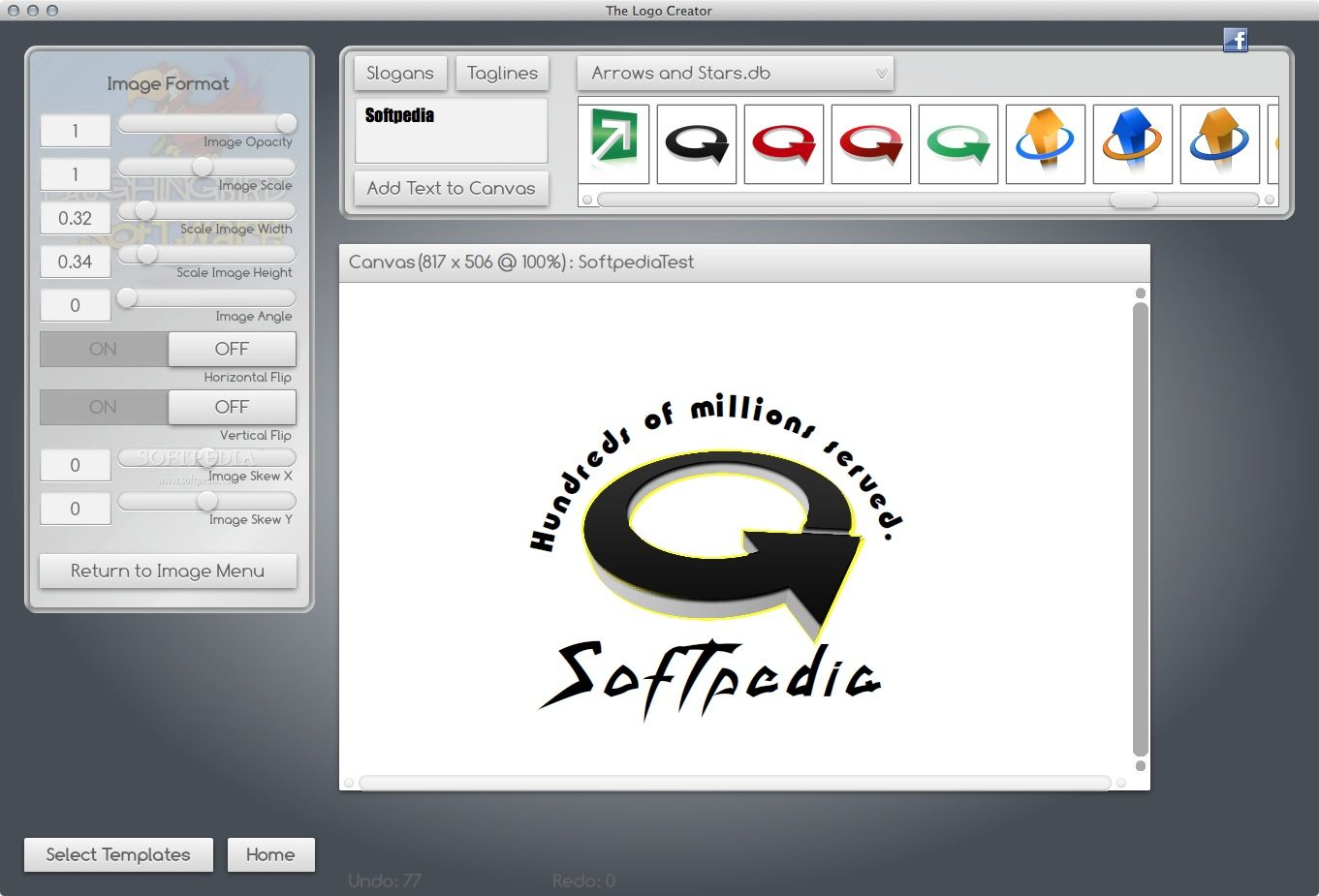 The Logo Creator screenshot 1