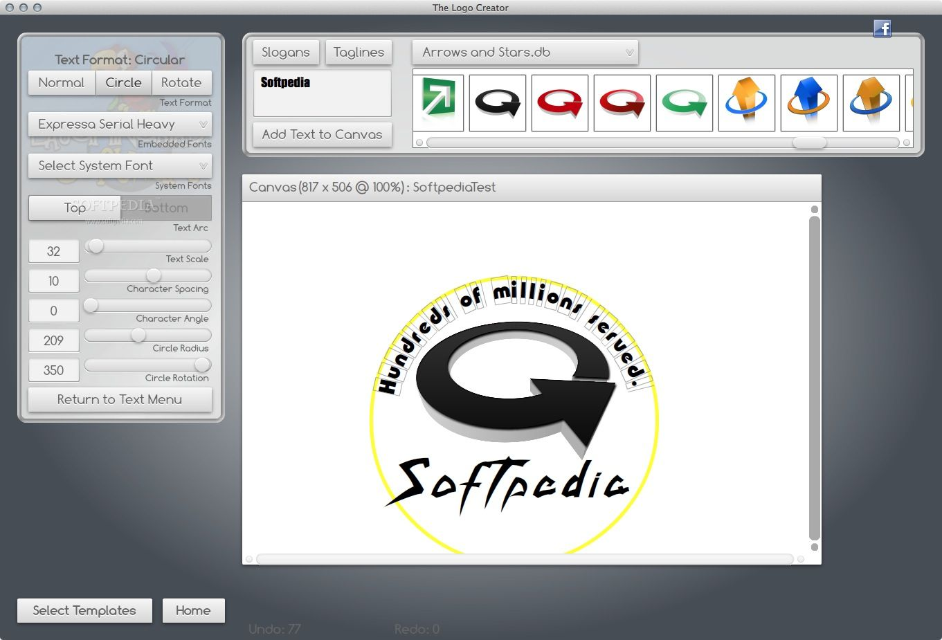 The Logo Creator screenshot 2