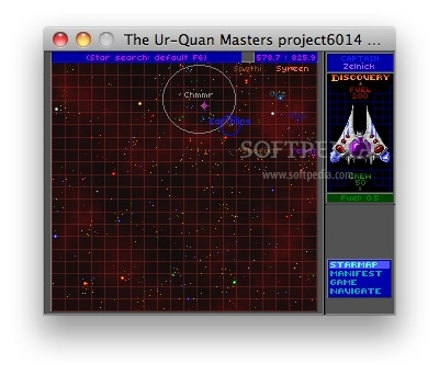 The Ur-Quan Masters screenshot 2 - The main settings.