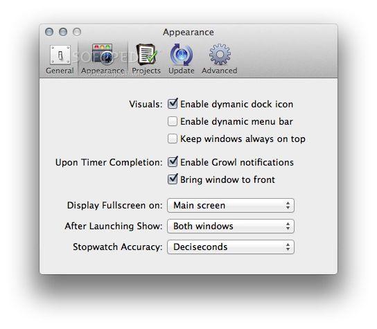 Timer Utility Mac 4 1 4 Build 165 - Download