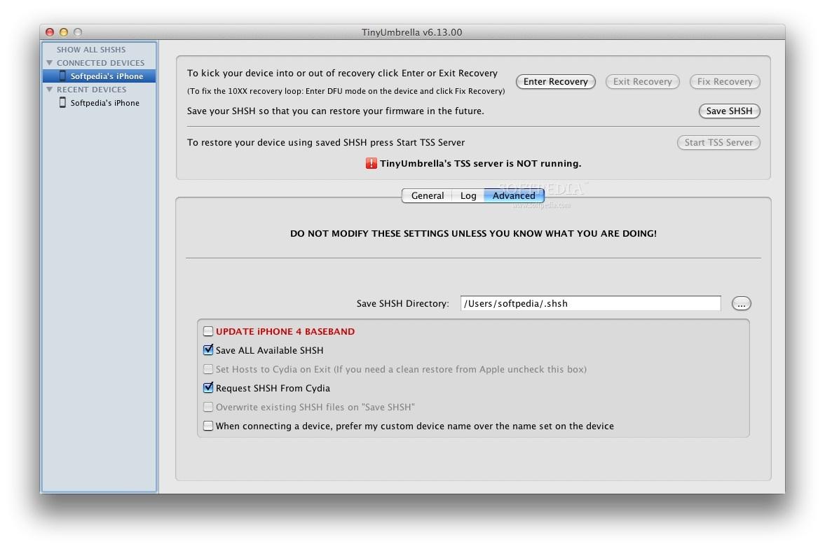 TinyUmbrella Mac 9 3 4 - Download