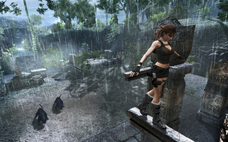 Tomb Raider: Underworld screenshot 1
