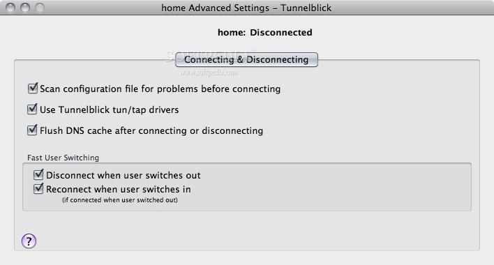 Tunnelblick Mac 3 8 0 Build 5370 / 3 8 1 Build 5390 Beta 02