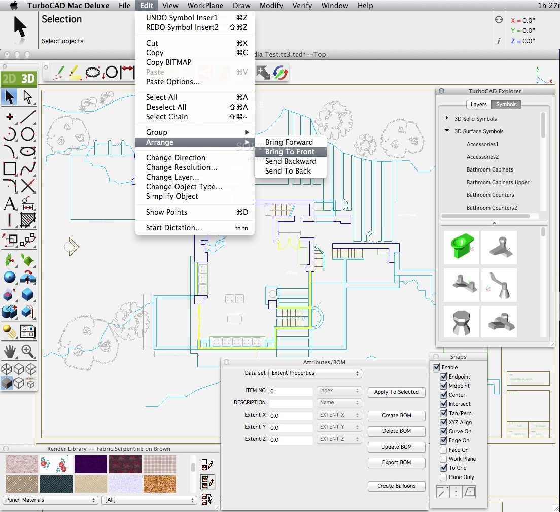 Turbocad deluxe for mac