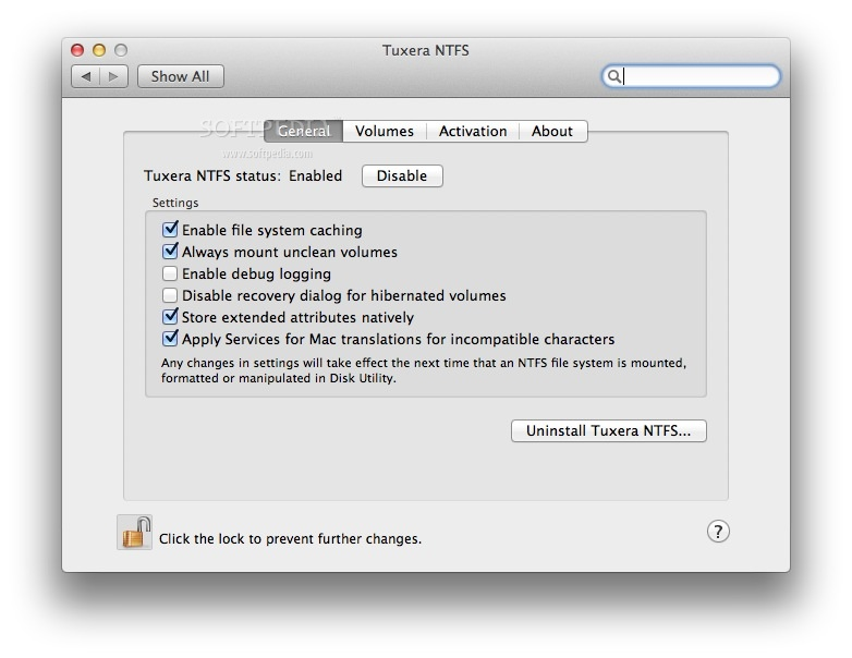Tuxera NTFS Mac 2018 - Download