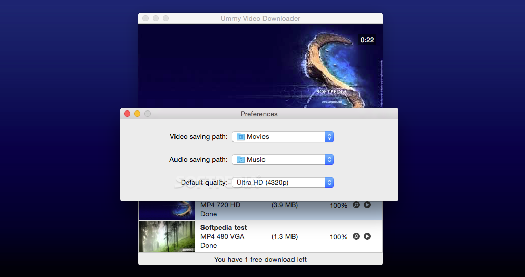 ummy video downloader for mac license key