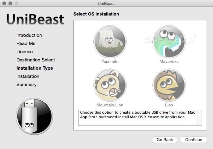 UniBeast Mac 9 2 0 - Download