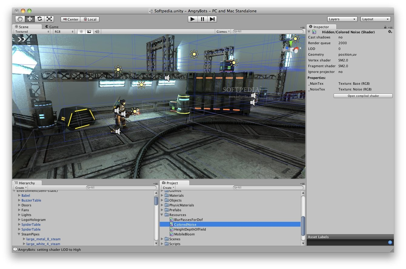 Unity 3d Download Mac