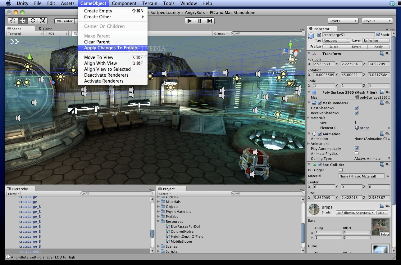 Unity Mac 2019 2 0 / 2019 3 0 Alpha 11 - Download