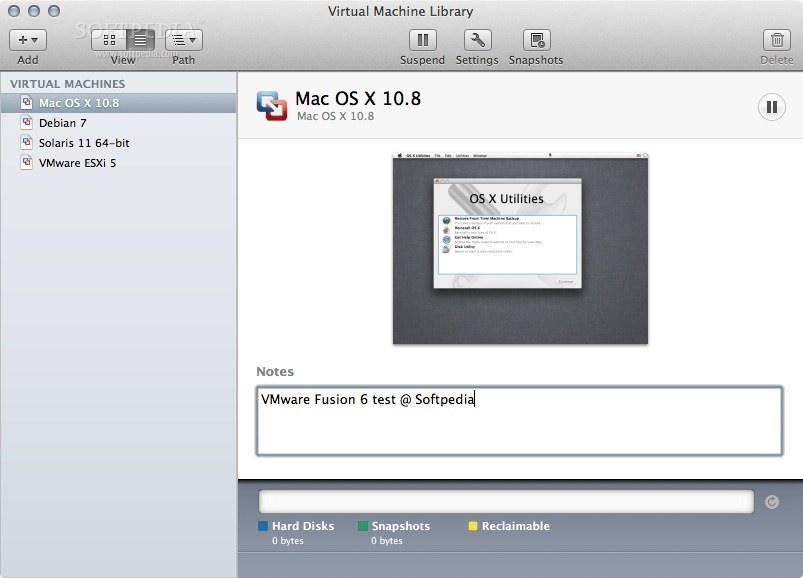 VMware Fusion Mac 11 1 1 Build 14328561 - Download