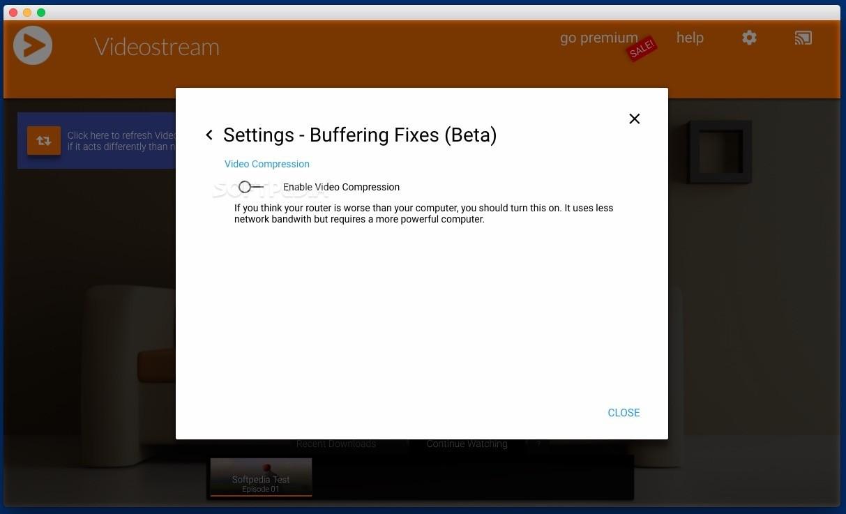 Videostream for Google Chromecast Mac 2 19 829 0 - Download