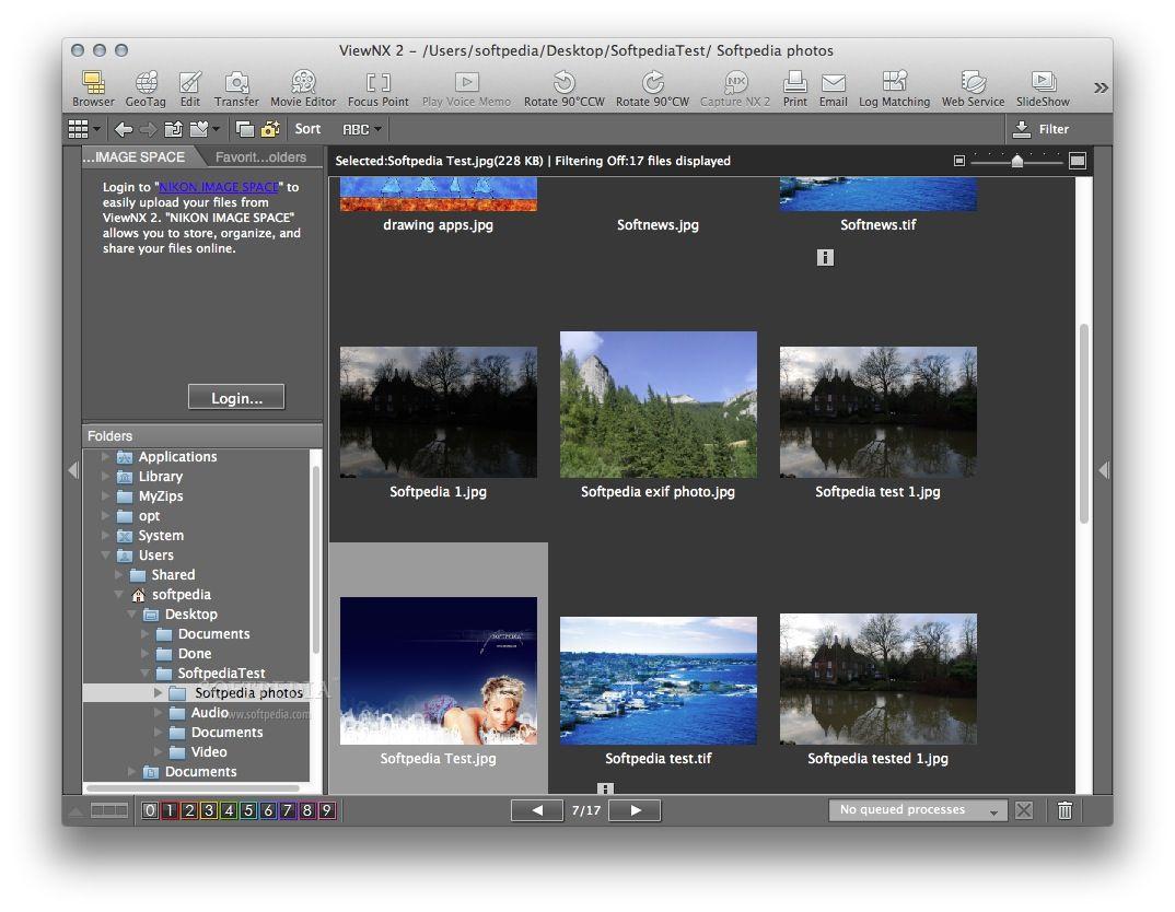 viewnx 2 pour mac