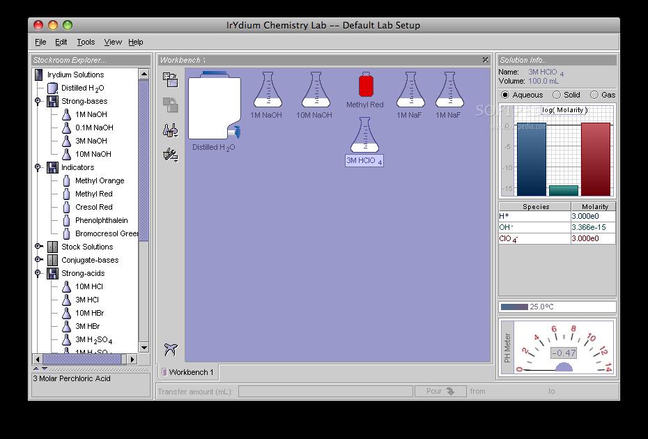virtual chemistry laboratory mac 1 7 0