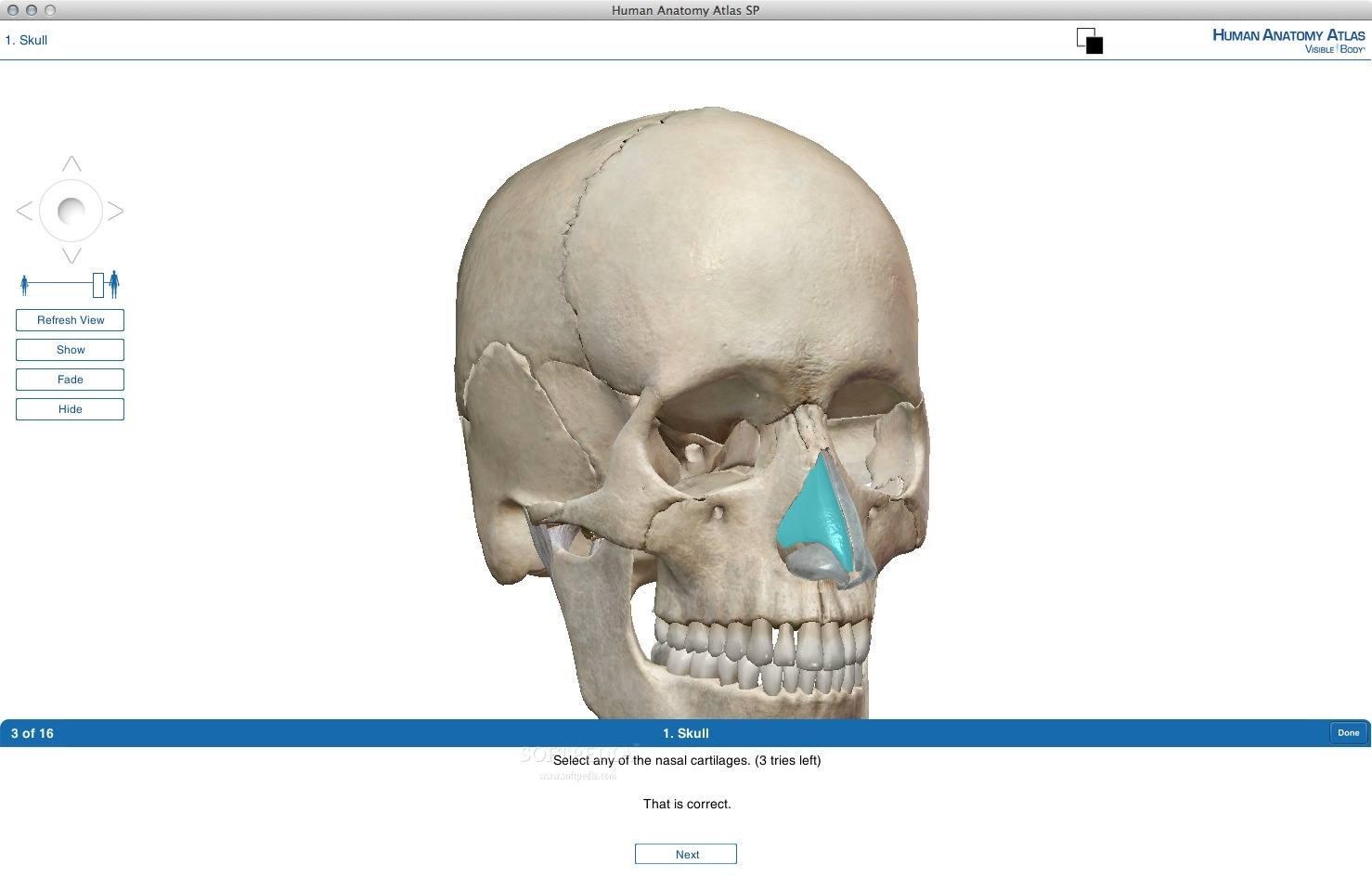 Download Human Anatomy Atlas Mac 2017.2.12