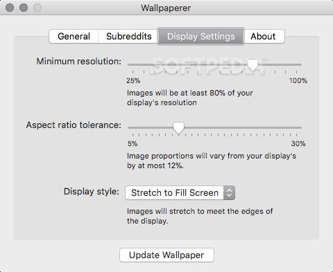 Wallpaperer for Reddit Mac 5 0 1 - Download