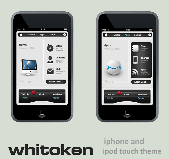 Whitoken screenshot 1