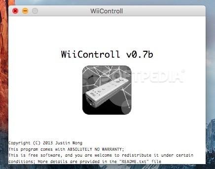 WiiControll Mac 0 7b - Download
