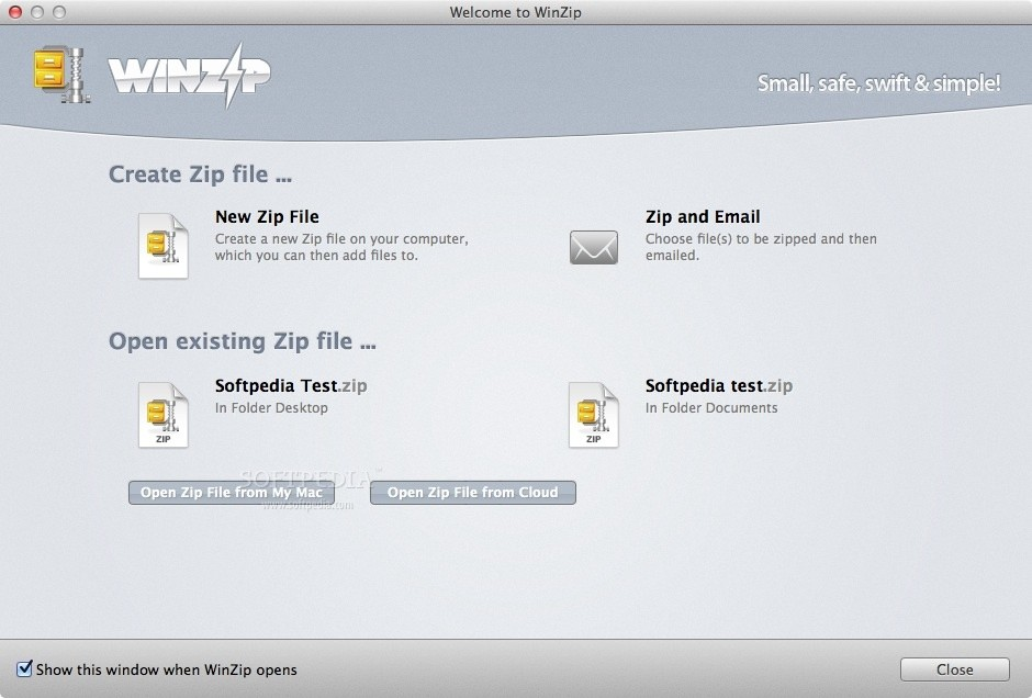 WinZip for Windows Mac and Mobile - Zip Files Unzip Files