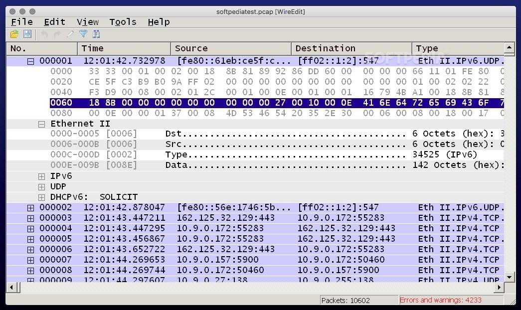 WireEdit Mac 1 05 348 - Download