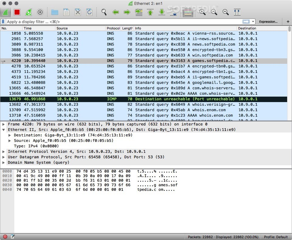 Image result for what is Wireshark mac""