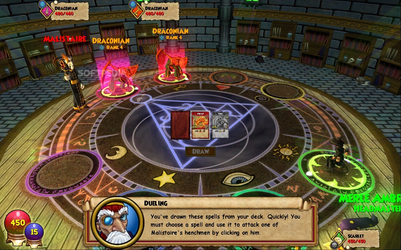 Wizard 101 Download
