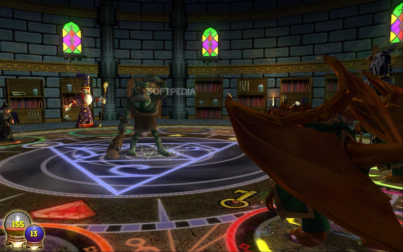 Wizard101 Mac 1 14 - Download