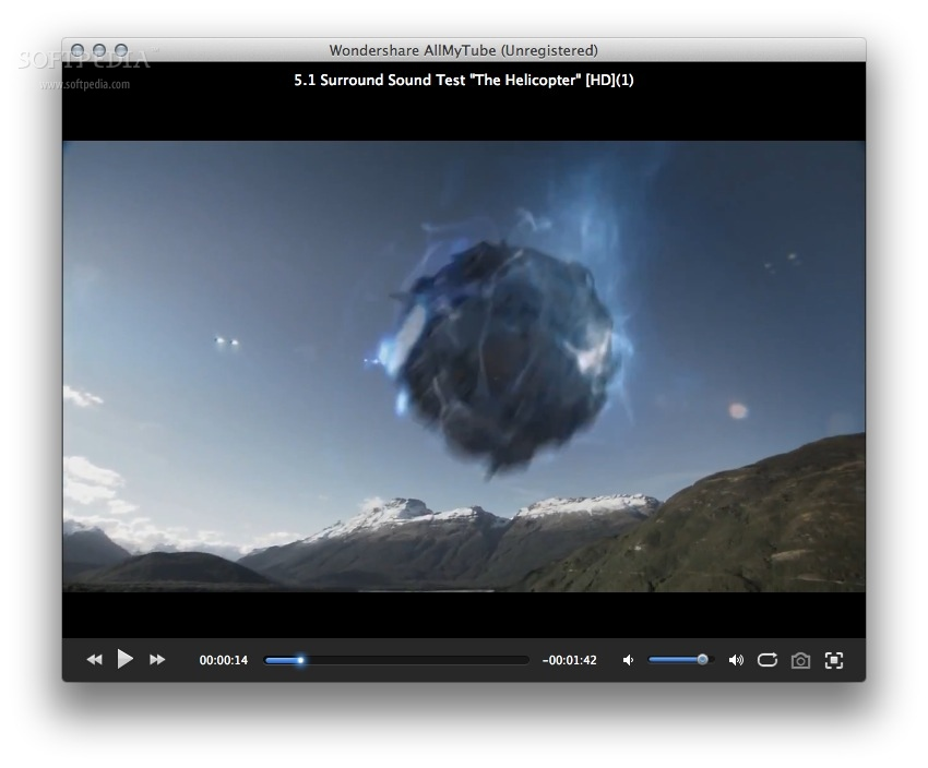 how to get your filmic videos on mac