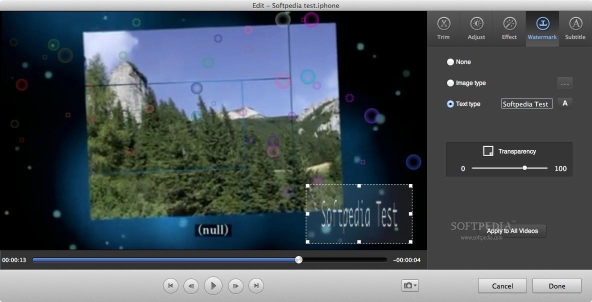 Wondershare Video Converter Ultimate Mac 11 1 1 - Download