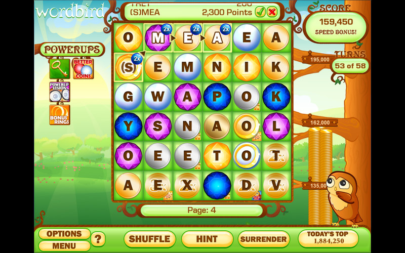 Word Bird screenshot 3