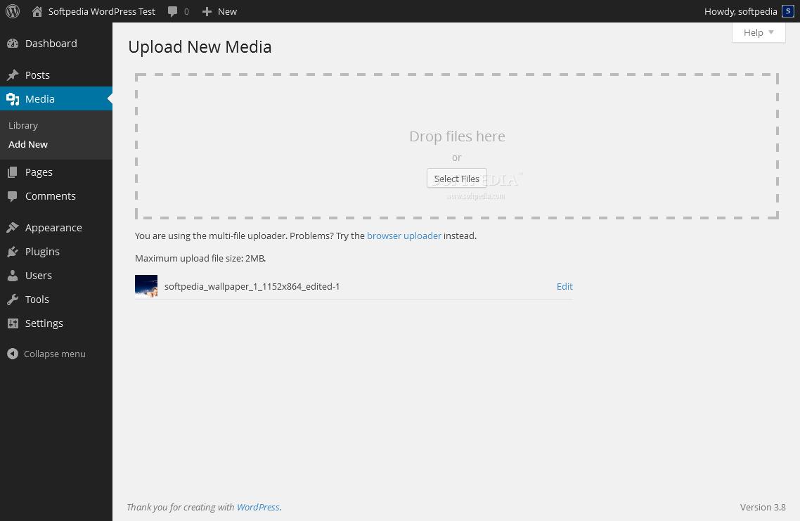 WordPress Mac 5.2.3 - Download