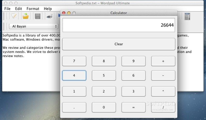 Wordpad Ultimate Mac 1 0 - Download