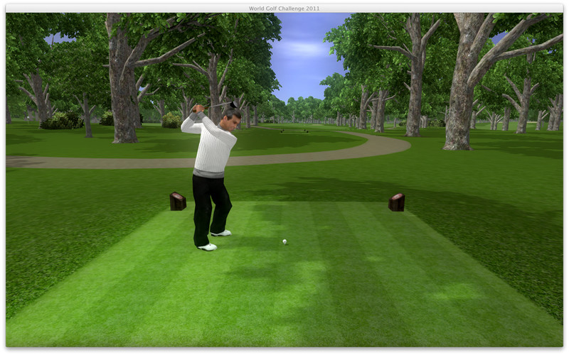 World Challenge Golf 2011 screenshot 2
