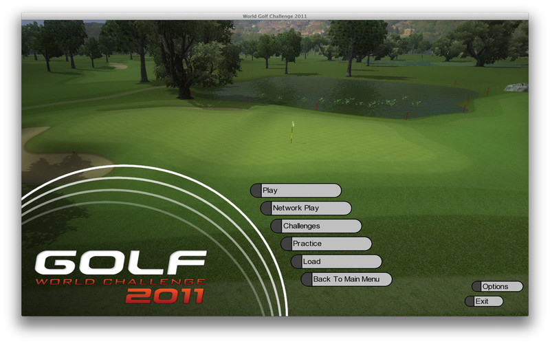 World Challenge Golf 2011 screenshot 4