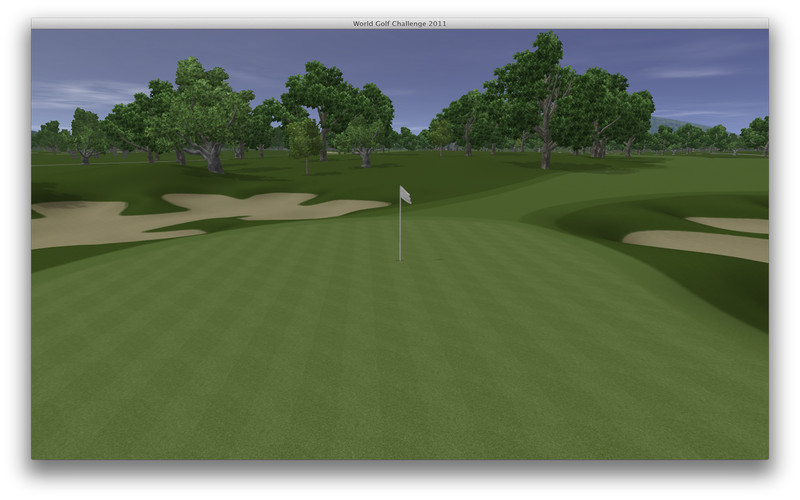 World Challenge Golf 2011 screenshot 3