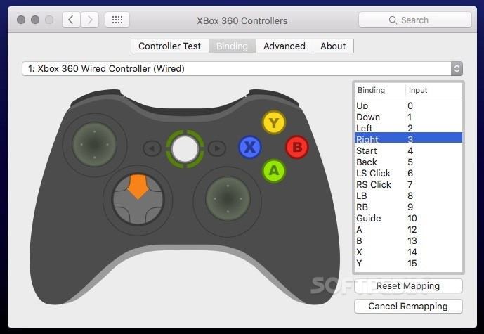 Xbox one controller mac