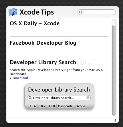 Xcode Tips screenshot 1
