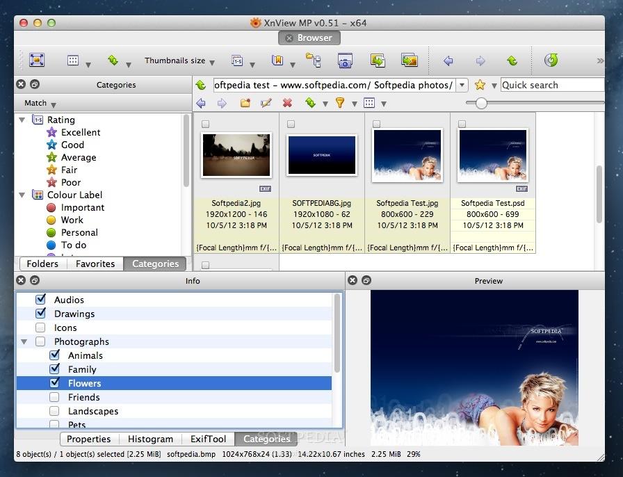 xnview mac