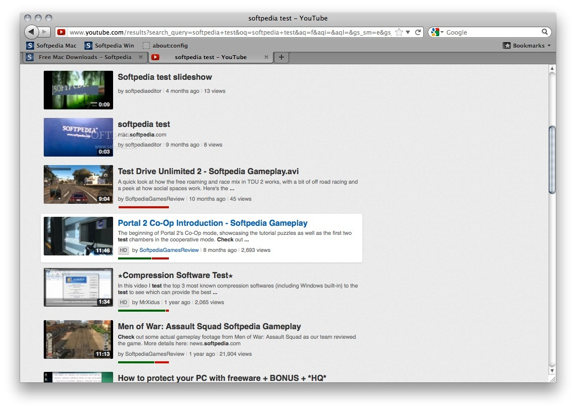 Youtube Ratings Preview screenshot 1