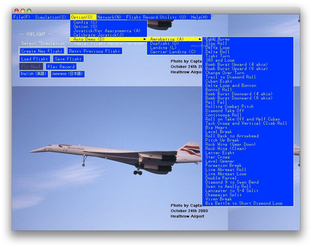 Flight sim suggestions for macbook air