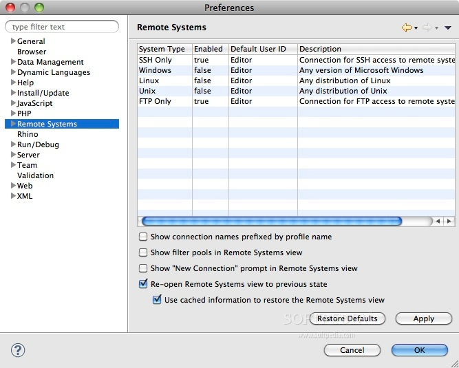 Zend studio for mac osx