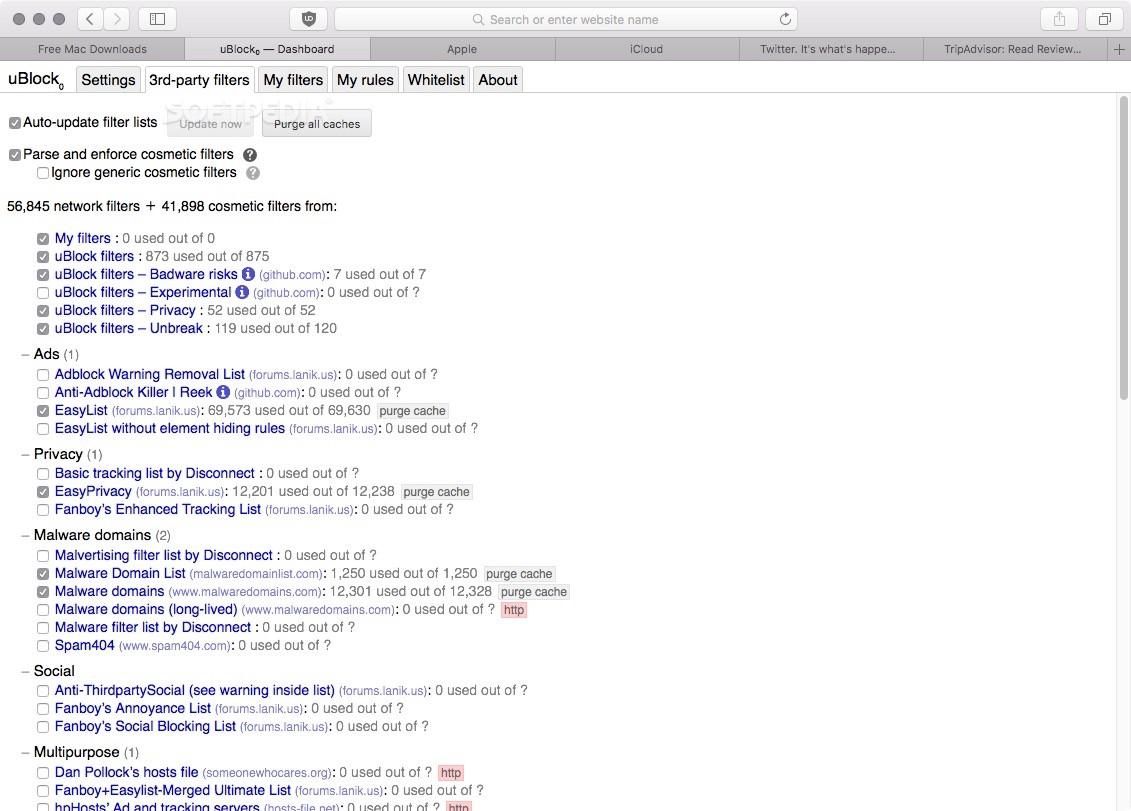 uBlock Origin Mac 1 22 0 - Download