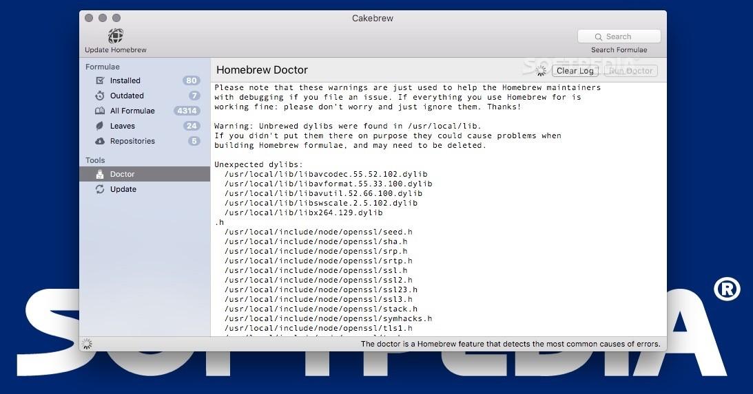 Cakebrew Mac 1 2 5 Build 560 - Download