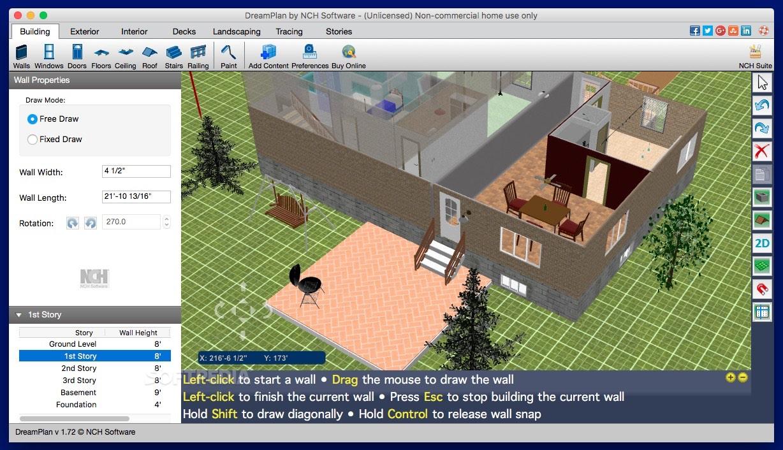 Dreamplan Home Design Software Mac 5 40 Download